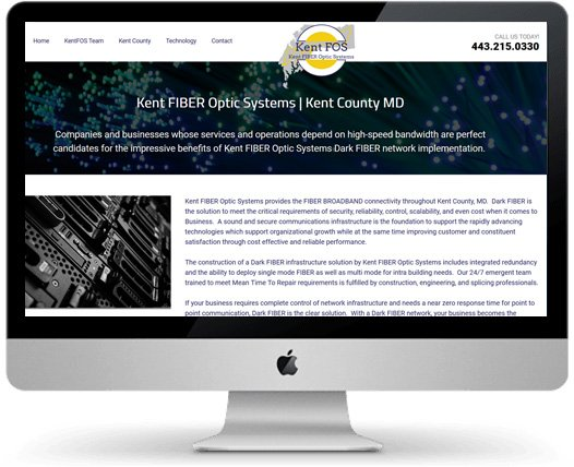 Kent FOS Web Design