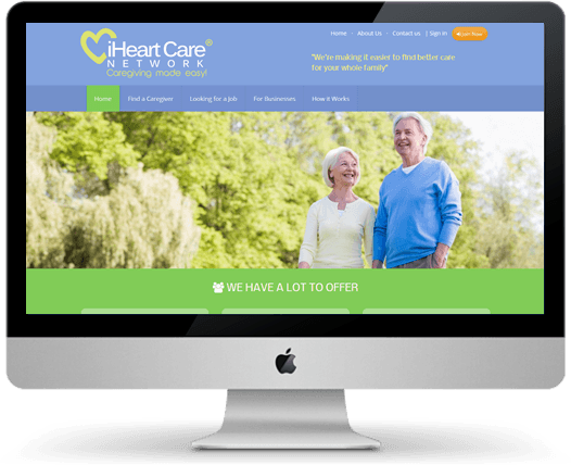 Health Care Web Design