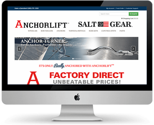AnchorLift Direct Web Design